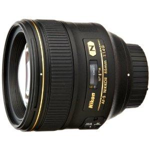 ニコン 単焦点レンズ ニコンFマウント系 AF-S NIKKOR 85mm f/1.4G【KK9N0D18P】