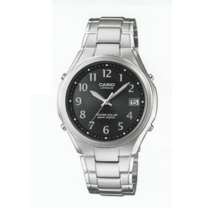 【キャッシュレス5%還元】[予約]カシオ 腕時計 LINEAGE ソーラー電波時計 LIW-120DJ-1A2JF【KK9N0D18P】