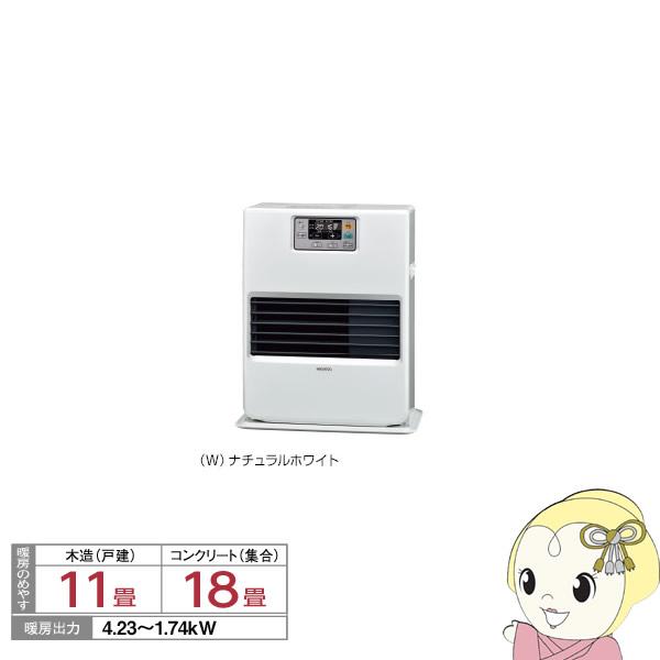 [予約]FF-VG42YA-W コロナ 寒冷地用ストーブ FF式 標準タイプ (木造11畳まで/コンクリート18畳まで)【smtb-k】【ky】【KK9N0D18P】