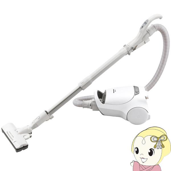 パナソニック 紙パック式掃除機 ホワイト クリーナー 軽量・クリーンセンサー MC-PA110G-W【smtb-k】【ky】【KK9N0D18P】