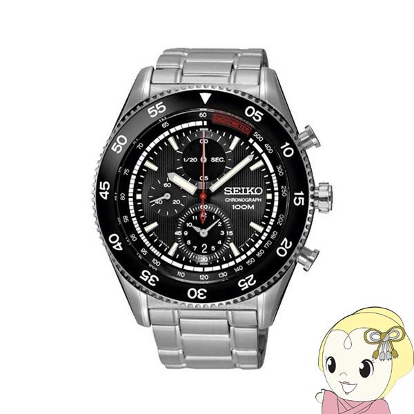 【逆輸入品】 SEIKO クォーツ 腕時計 クロノグラフ SNDG57P1【smtb-k】【ky】【KK9N0D18P】