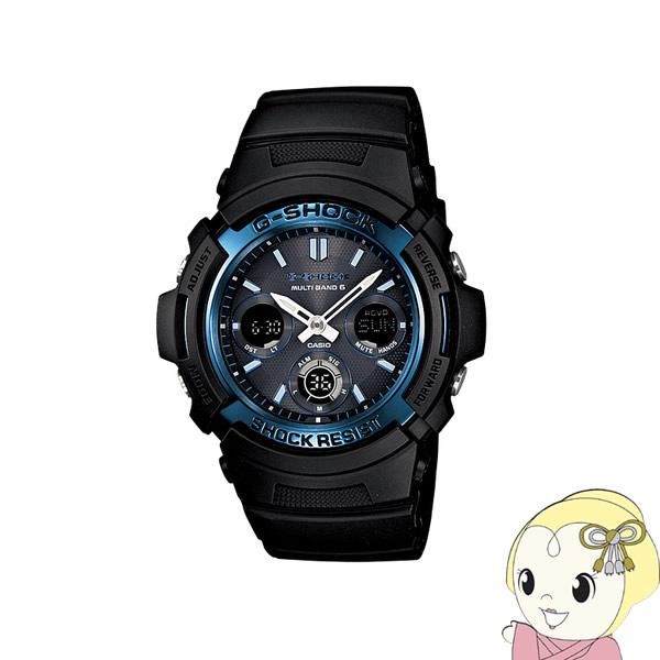 【あす楽】【在庫あり】【逆輸入品】 カシオ 腕時計 G-SHOCK 電波ソーラー AWG-M100A-1A【KK9N0D18P】