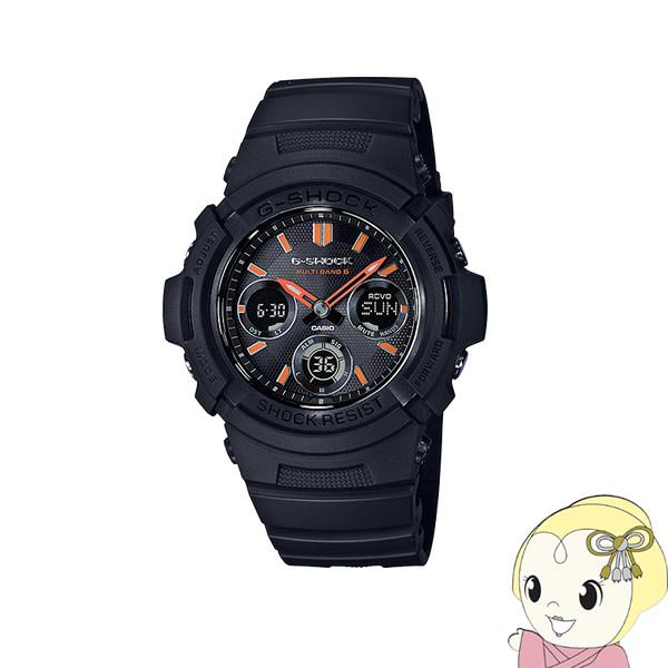 【あす楽】在庫あり 【逆輸入品】 カシオ 腕時計 G-SHOCK FIRE PACKAGE 限定モデル 電波ソーラー AWG-M100SF-1A4【KK9N0D18P】