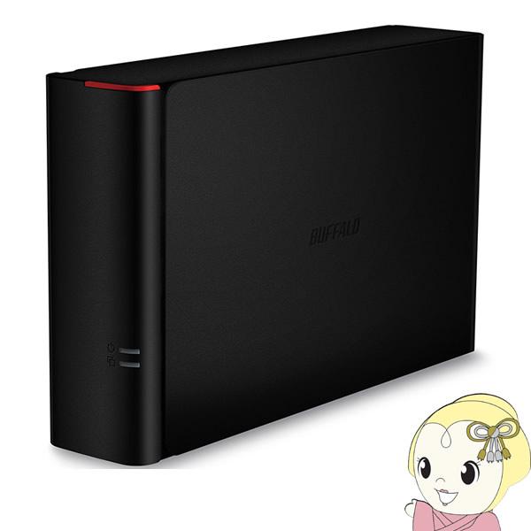 【キャッシュレス5%還元】在庫僅少 HD-GD6.0U3D バッファロー DRAMキャッシュ搭載 USB3.0用 外付けHDD (冷却ファン搭載) 6TB【KK9N0D18P】
