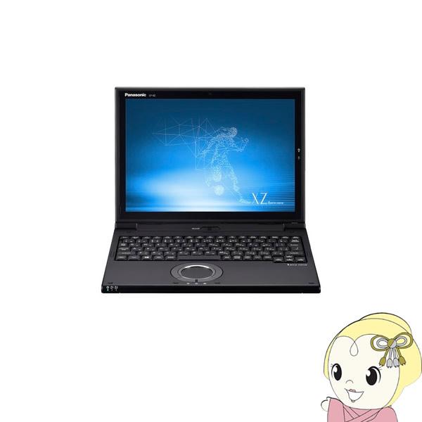 【キャッシュレス5%還元】CF-XZ6KFKQR パナソニック 12.0型 Let's note (i5、SSD256GB、LTE対応、リアカメラ内蔵、Office2019搭載モデル)【KK9N0D18P】