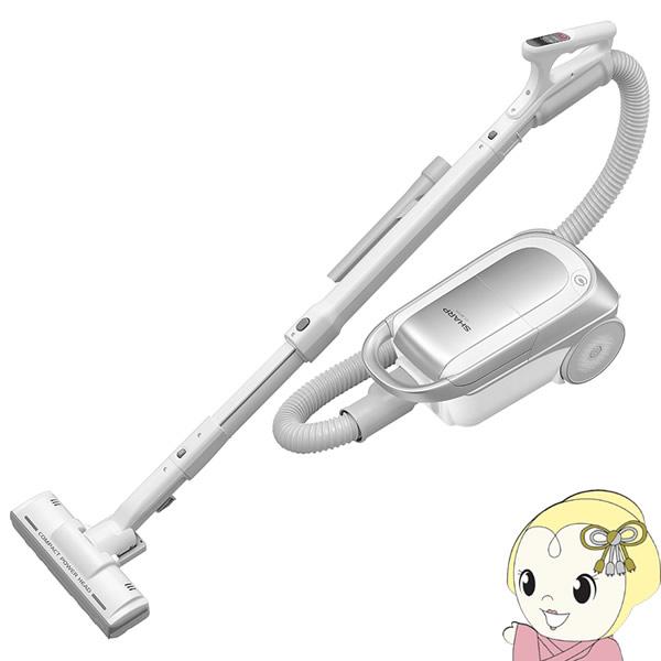 [予約]EC-MP310-S シャープ 紙パック式掃除機【KK9N0D18P】