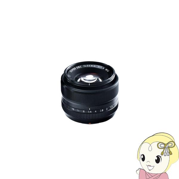 富士フイルム XFレンズ フジノンレンズ XF35mmF1.4 R【KK9N0D18P】