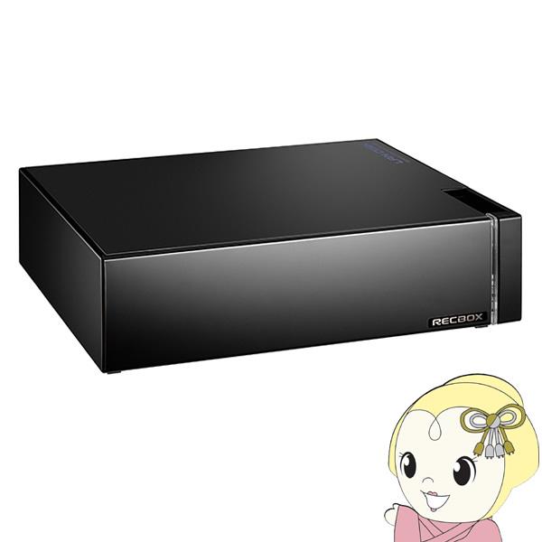【キャッシュレス5%還元】HVL-AAS4 IOデータ DTCP-IP対応ハイビジョンレコーディングハードディスク「RECBOX」4TB【KK9N0D18P】