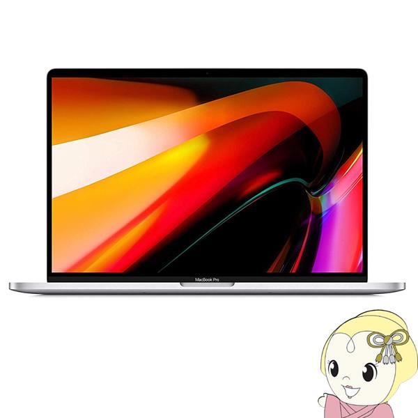 【キャッシュレス5%還元】Apple 16インチ TouchBar搭載 MacBook Pro Retinaディスプレイ 2600/16 MVVL2J/A [シルバー]【KK9N0D18P】