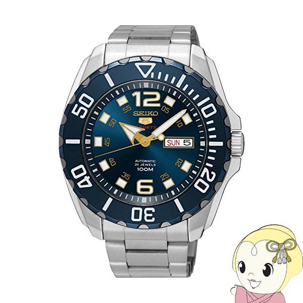 【あす楽】【在庫僅少】【キャッシュレス5%還元】【逆輸入品/日本製】 SEIKO 自動巻 腕時計 5 SPORTS セイコー5 オートマチック SRPB37J1【KK9N0D18P】