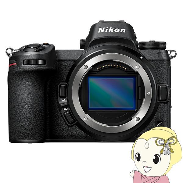 【キャッシュレス5%還元店】ニコン デジタル一眼レフカメラ Z6 ボディ【smtb-k】【ky】【KK9N0D18P】