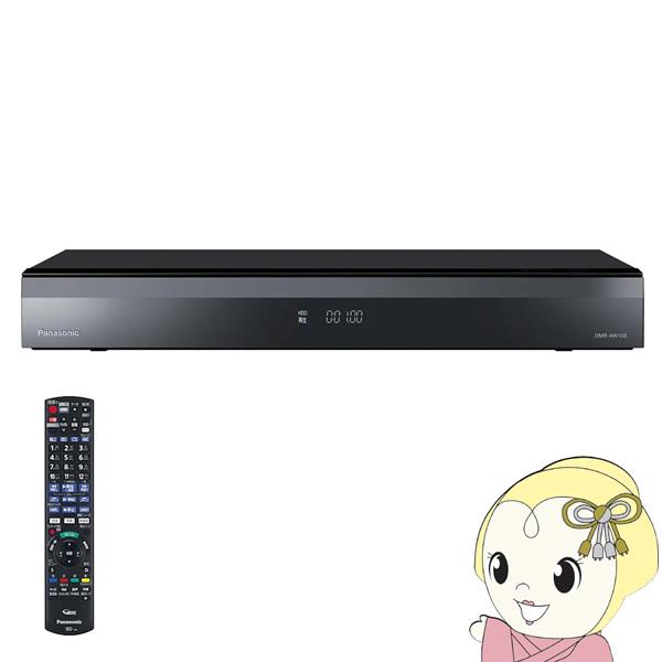 [予約 約2週間以降]パナソニック ブルーレイレコーダー DIGA ディーガ 4K Ultra HDブルーレイ再生対応 4Kチューナー内蔵 1TB HDD/3チューナー搭載【KK9N0D18P】