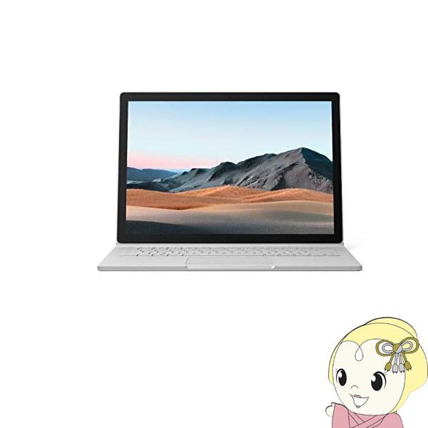 マイクロソフト 13.5 インチ タブレットパソコン Surface Book 3 SKW-00018【KK9N0D18P】