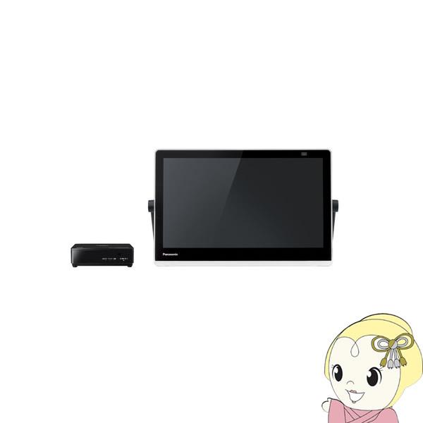 [予約]パナソニック 15V型 ポータブルテレビ プライベート・ビエラ UN-15CN10-K【KK9N0D18P】