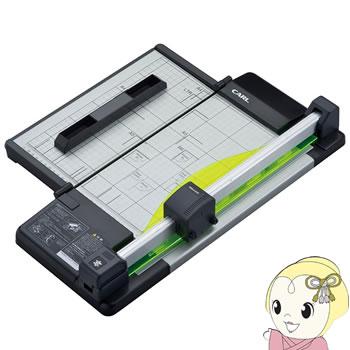 カール事務器 DC-F5100-K ディスクカッター スリム A4【KK9N0D18P】