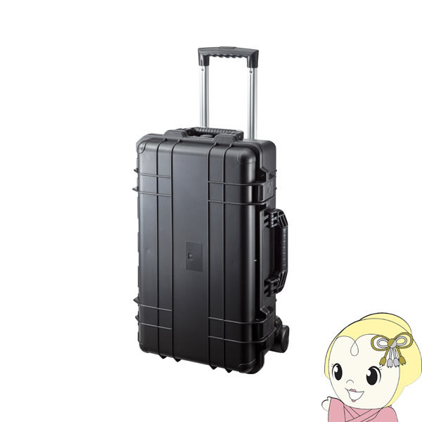 BAG-HD3 サンワサプライ ハードツールケース キャリータイプ【KK9N0D18P】