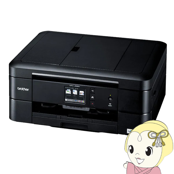 [予約]MFC-J898N ブラザー A4プリント対応 インクジェット複合機 PRIVIO(プリビオ)【smtb-k】【ky】【KK9N0D18P】