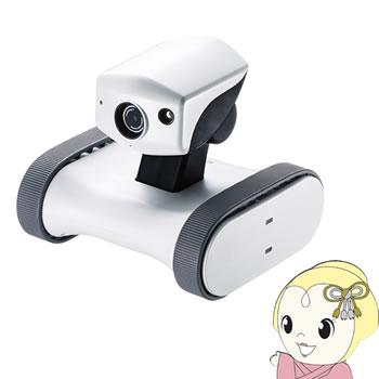 RB-RILEY サンワサプライ ロボット防犯カメラ アボットライリー【smtb-k】【ky】【KK9N0D18P】