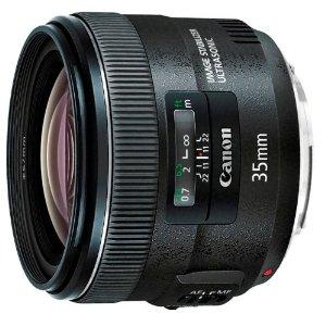 【キャッシュレス5%還元】キャノン 交換用広角単焦点レンズ キヤノンEFマウント系 EF35mm F2 IS USM【KK9N0D18P】