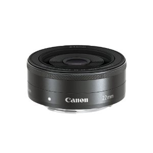 キャノン 単焦点レンズ キヤノンEF-Mマウント系 EF-M22mm F2 STM【KK9N0D18P】
