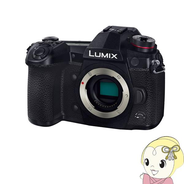 【キャッシュレス5%還元店】パナソニック ミラーレス一眼カメラ LUMIX DC-G9 ボディ【KK9N0D18P】
