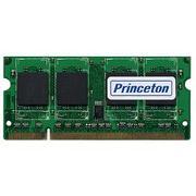 【キャッシュレス5%還元】PDN2/667-2GX2 プリンストン ノートパソコン用メモリ DDR2/667 PC2-5300 2GB×2枚セット【KK9N0D18P】