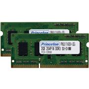 【キャッシュレス5%還元】PDN3/1600-2GX2 プリンストン ノートパソコン用メモリ  DDR3-1600 2GB×2枚セット【KK9N0D18P】