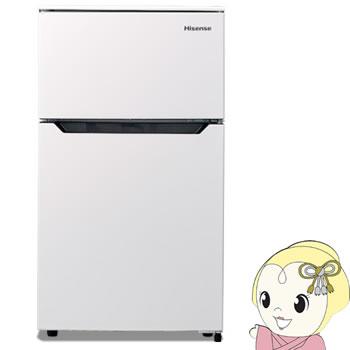HR-B95A ハイセンス 2ドア冷蔵庫 93L ホワイト【smtb-k】【ky】【KK9N0D18P】