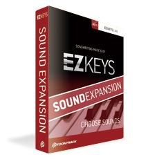 EZKEYSE クリプトン EZ KEYS SOUND EXPANSION【smtb-k】【ky】【KK9N0D18P】
