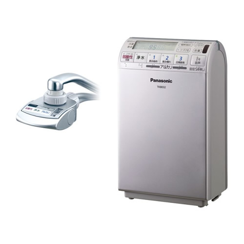 TK8032P-S Panasonic パナソニック アルカリイオン整水器【smtb-k】【ky】【KK9N0D18P】