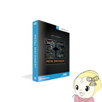 TT302 クリプトン・フューチャー・メディア SDX METAL MACHINERY【KK9N0D18P】