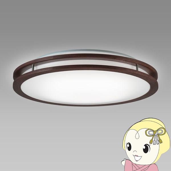 【キャッシュレス5%還元店】[予約]NEC LEDシーリングライト 調光・調色 ~8畳 HLDC08214【KK9N0D18P】