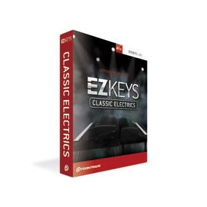 【キャッシュレス5%還元】TOONTRACK エレクトリックピアノ音源 EZ KEYS CLASSIC ELECTRICS EZKCES【KK9N0D18P】