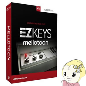 TT281 クリプトン・フューチャー・メディア EZ KEYS - MELLOTOON【KK9N0D18P】