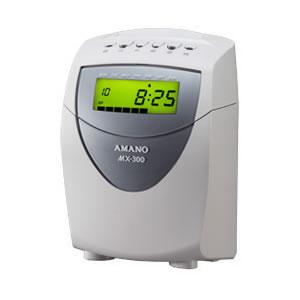 【キャッシュレス5%還元】CR-05494 アマノ 電子タイムレコーダー MX-300【KK9N0D18P】