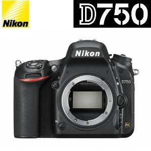 ニコン デジタル一眼レフカメラ D750 ボディ【KK9N0D18P】