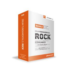 DRFMLRCK クリプトン・フューチャー・メディア 音楽ソフトウエア DRUM FUNDAMENTALS:ROCK【smtb-k】【ky】【KK9N0D18P】