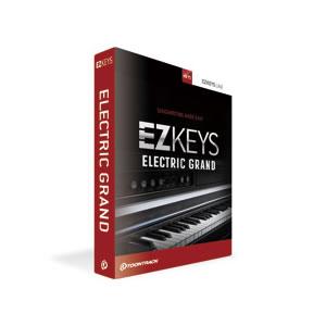 【キャッシュレス5%還元】TOONTRACK ピアノ音源 EZ KEYS ELECTRIC GRAND EZKELG エレクトリック・グランド【KK9N0D18P】