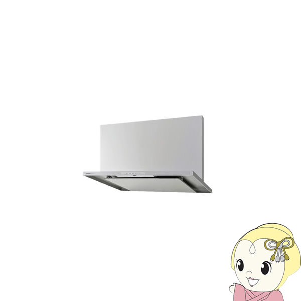 [予約]FY-9HTC4-S パナソニック レンジフード 幅90cm スマートスクエアフード (大風量形) 調理機器連動【KK9N0D18P】