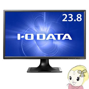 液晶モニタ 23.8インチ ワイド アイ・オー・データ LCD-MF244EDSB ブラック【KK9N0D18P】