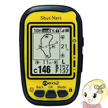 NEO2-Y テクタイト 海外対応 Shot Navi NEO2 イエロー【smtb-k】【ky】【KK9N0D18P】