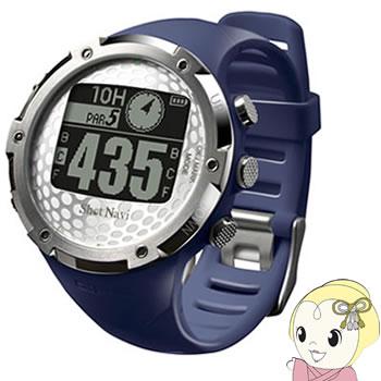 W1-FW-N テクタイト 腕時計型 Shot Navi ネイビー【smtb-k】【ky】【KK9N0D18P】