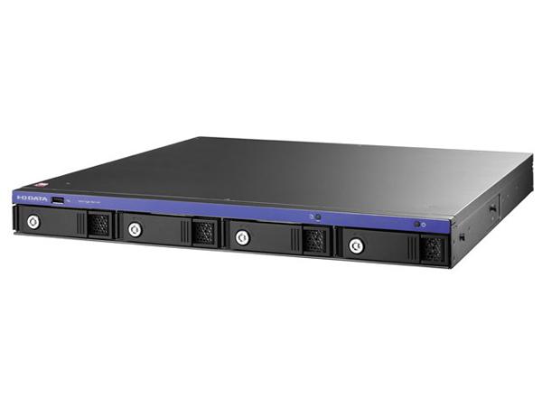 HDL-Z4WL4CR2 アイ・オー・データ WD Red搭載 W2012 R2 Std 1U NAS 4TB【KK9N0D18P】