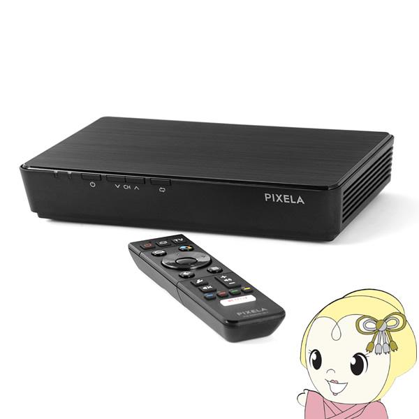 PIX-SMB400 PIXELA(ピクセラ) 4Kスマートチューナー【KK9N0D18P】