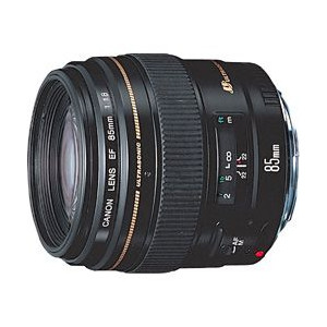 キヤノン 単焦点レンズ キヤノンEFマウント系 EF85mm F1.8 USM【KK9N0D18P】