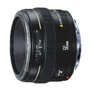 キヤノン 単焦点レンズ キヤノンEFマウント系 EF50mm F1.4 USM【KK9N0D18P】