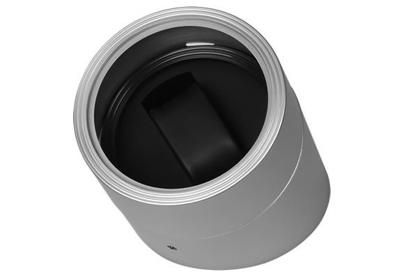 ES-10301SL エスプリマ 丸型-ABSワインディングマシーン(シルバー)【smtb-k】【ky】【KK9N0D18P】