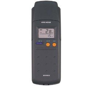 【キャッシュレス5%還元店】FG-561 エンペックス ウインドメッセ デジタル電子風速計 ソフトケース付【KK9N0D18P】