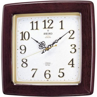 【キャッシュレス5%還元店】RX211B セイコー 掛時計【KK9N0D18P】