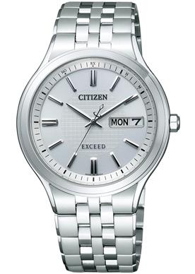AT6000-52A シチズン 腕時計 エクシード エコ・ドライブ電波時計【smtb-k】【ky】【KK9N0D18P】